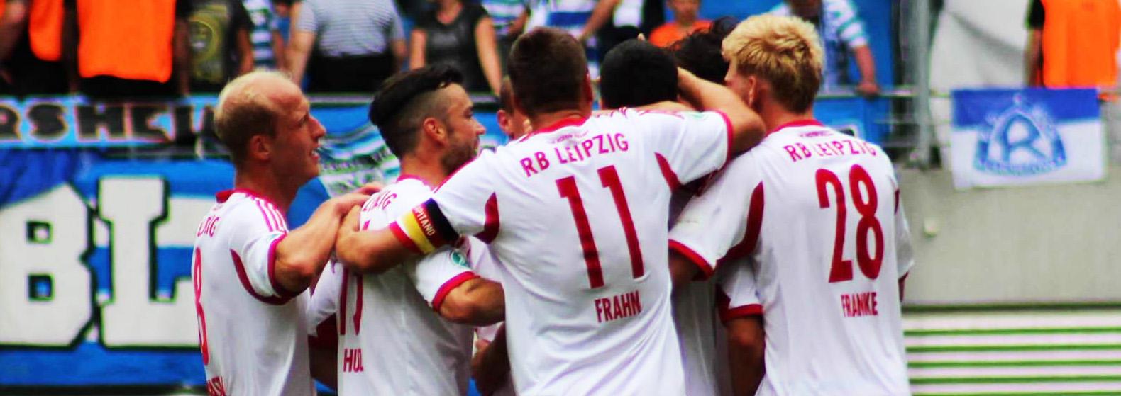 RB Leipzig - MSV Duisburg