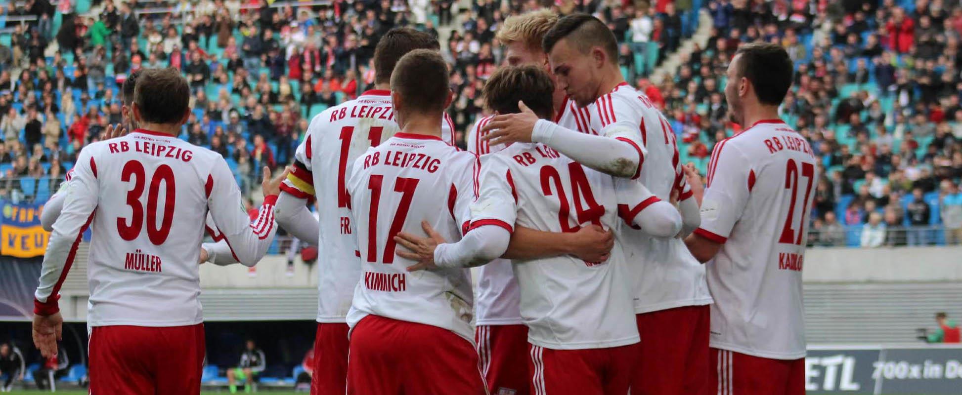 3. Runde Sachsenpokal_1. FC Lok - RB Leipzig